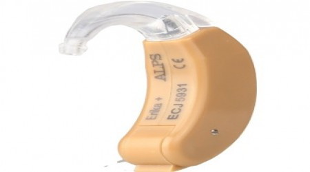 Alps Erika BTE Hearing Aid by Sai Opticians
