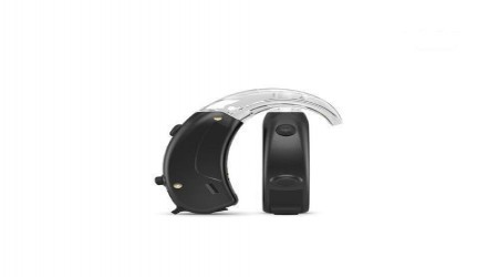 Black Hearing Aids by Clear Tone Hearing Solutions