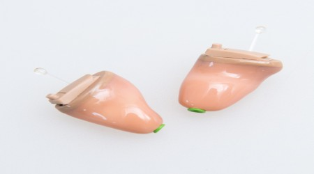 Hearing Aid Faceplate by Saimo Import & Export