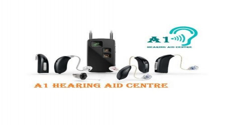 Oticon Hearing Aid by A1 Hearing Aid Centre