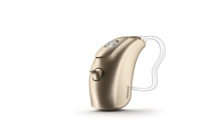 Phonak Hearing Aid Bolero B50-PR with Mini Charger by Saimo Import & Export