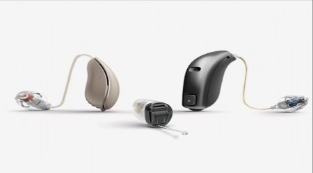 Siemens Analog Hearing Aid by Unicare Speech Hearing Clinic