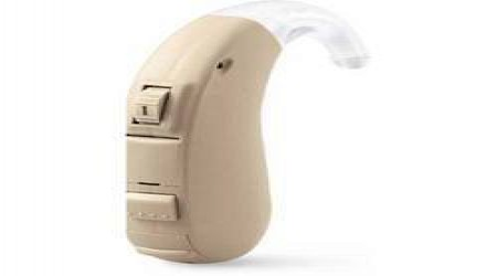 Analog BTE Hearing Aid by Smile Speech & Hearing Clinic