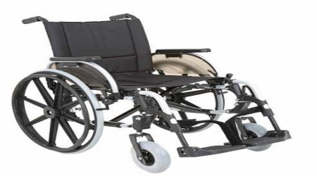 MRI Compatible Wheel Chair by Isha Surgical