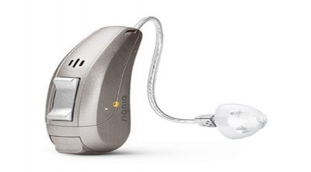 Siemens Pure Primax 7Px with S Receiver RIC Hearing Aid by Soundrise Hearing Solutions Private Limited