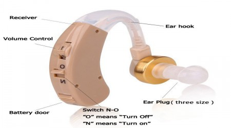 Wireless Hearing Aid by Dhwani Aurica Private Limited