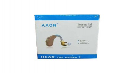 B13 Axon Hearing Aid Machine by S.G.K. Pharma Company