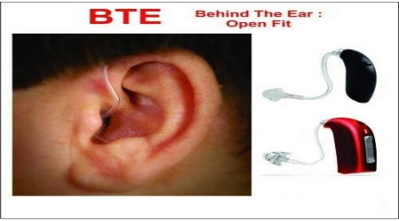Behind The Air Open Fit - Thin Tube Hearing Aids by Navale Speech & Hearing Clinic