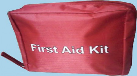 First Aid Bag by Isha Surgical