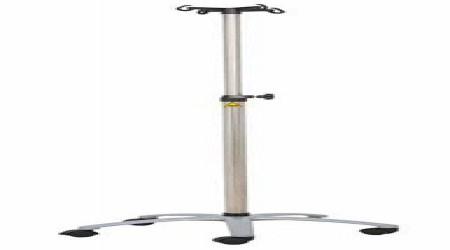 MRI Compatible I V Pole by Isha Surgical