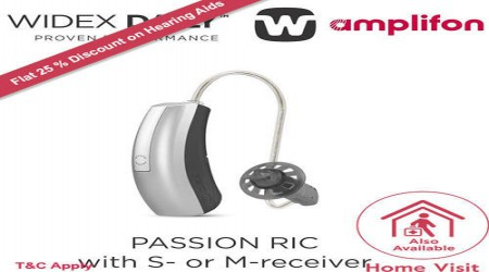 Widex RIC Hearing Aids by Amplifon India Private Limited