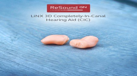 ReSound LiNX 3D CIC Hearing Aid by GN Hearing India Private Limited