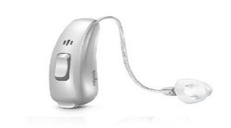 Siemens Pure 312 7Nx with M Receiver RIC Hearing Aid by Soundrise Hearing Solutions Private Limited