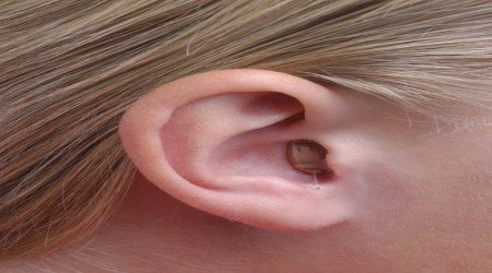 Completely In Canal Hearing Aid by Siemens Bestsound Hearing Aid Center - Shrobonee
