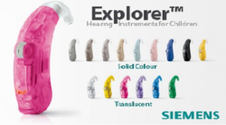 Digital BTE Hearing Aid by Hearing Aid Voice Solution