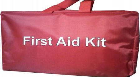 First Aid Bag Big by Isha Surgical