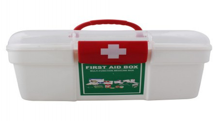 First Aid Box by Isha Surgical