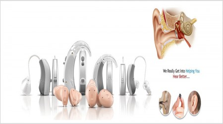 In The Canal Hearing Aids by Narayan Speech And Hearing Clinic