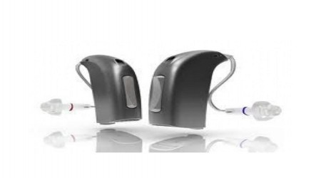 Oticon Vigo Connect Power BTE Hearing Aid  (WL) by Saimo Import & Export
