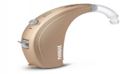 Phonak Baseo Q5-SP BTE Hearing Aid by Waves Hearing Aid Center
