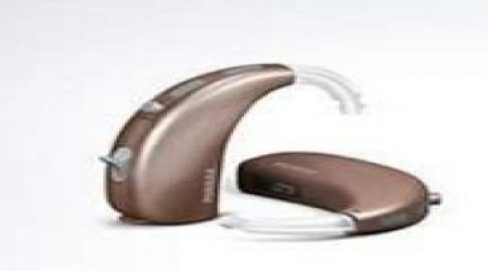 Phonak Naida Fifty UP BTE Hearing Aid Pc by Disha Hearing Solution