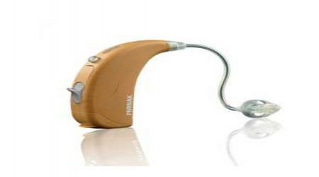 Phonak Naida Q30 RIC Hearing Aid by Saimo Import & Export