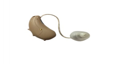RIC Hearing Aid by HWCS Hearing INC.
