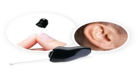 Siemens IIC Hearing Aid Machine by Hearing Solutions