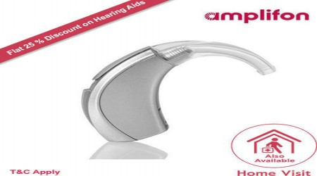 Behind the Ear Hearing Aids by Amplifon India Private Limited