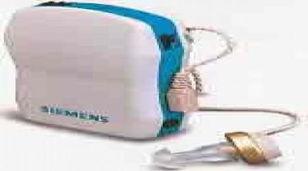 Body Worn Pocket Type Hearing Aid -172N Siemens by Shrobonee Hearing Aid Center
