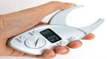 Digital Body Fat Caliper by Isha Surgical