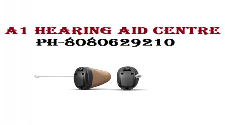 Invisible Hearing Aid by A1 Hearing Aid Centre