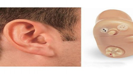 ITC Hearing Aid by City Hearing Aids