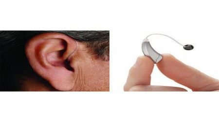 RIC Hearing Aid by Aawaaz Speech & Hearing Clinic