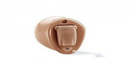 Siemens CIC Hearing Aid by National Hearing Solutions