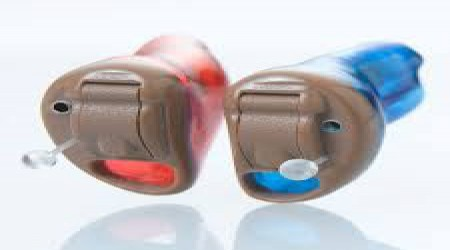 CIC Hearing Aids by MS Health Care & Hearing