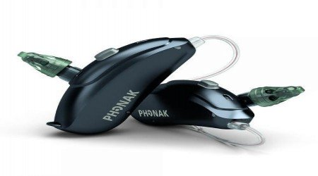 Phonak Audeo V30-312 Ric Hearing Aid by Saimo Import & Export