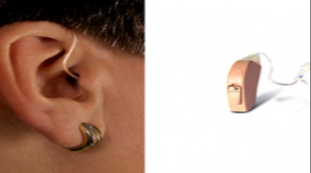 Advanced Behind The Ear ( BTE ) Model ( Open Fit ) by Simha Hearing Aids And Speech Therapy Centre