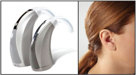 Behind The Ear Hearing Aid by Best Hearing Solutions