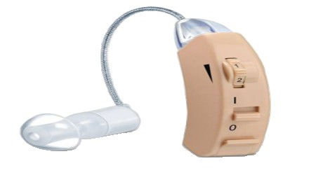 BTE Hearing Aid (Model: JH 125) by Isha Surgical