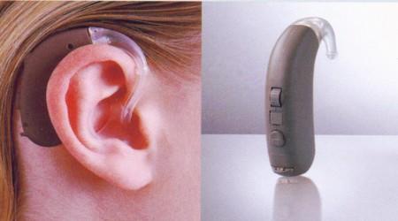 BTE Super Power Hearing Aid by Shree Hearing Care