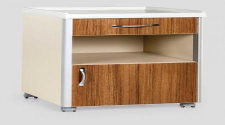 Hospital Bed Side Locker by Isha Surgical