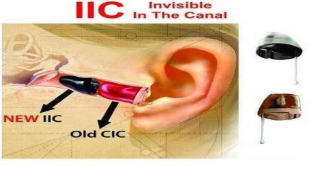 IIC Hearing Aid by Hearing Instruments India Private Limited
