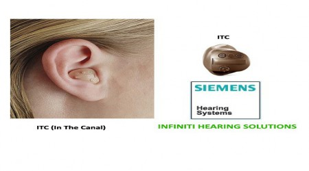 ITC Sirion 2 Hearing Aid by Infiniti Hearing Solutions
