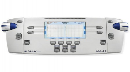 Maico MA41 Audiometer by Claritone Hearing Aid Center