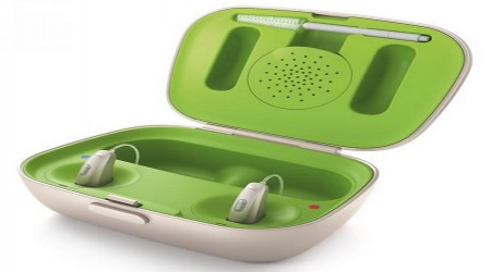 Phonak RIC Rechargeable Hearing Aid by Hearing Solutions