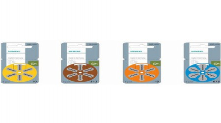 Siemens Hearing Aid Battery by Hearing Instruments India Private Limited