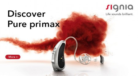Signia Receiver In Canal Ric Hearing Aids by Star Hear Hearing Centre