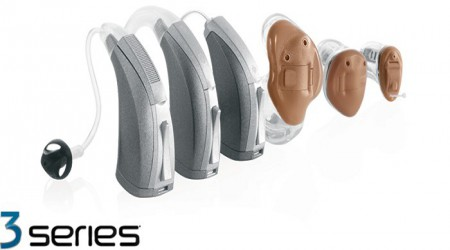 Starkey 3 Series 70 BTE Hearing Aid by Ear Solutions Private Limited