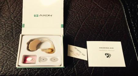 Axon B19 BTE Hearing Aid by Shri Ganpati Sales
